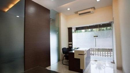 Office Interiors of Paradise Properties