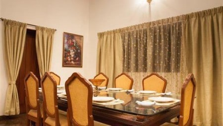 Ranraj Dining Interiors